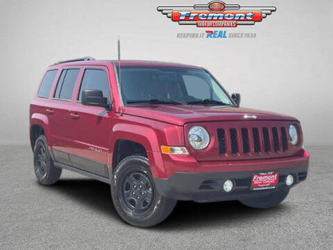 2015 Jeep Patriot for sale at Rocky Mountain Commercial Trucks in Casper WY