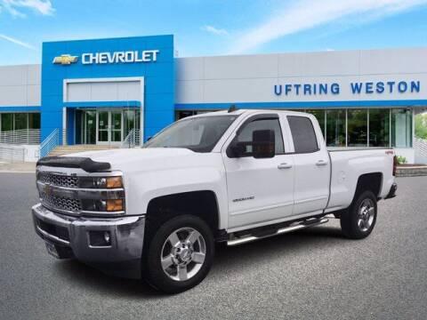 2019 Chevrolet Silverado 2500HD for sale at Uftring Weston Pre-Owned Center in Peoria IL