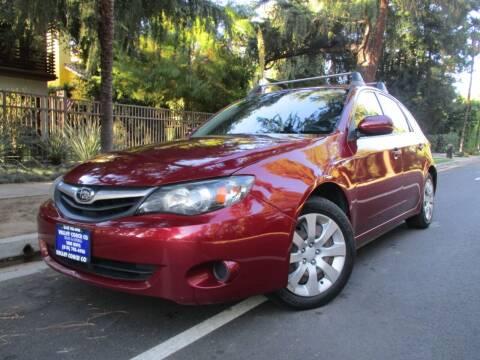2011 Subaru Impreza for sale at Valley Coach Co Sales & Lsng in Van Nuys CA
