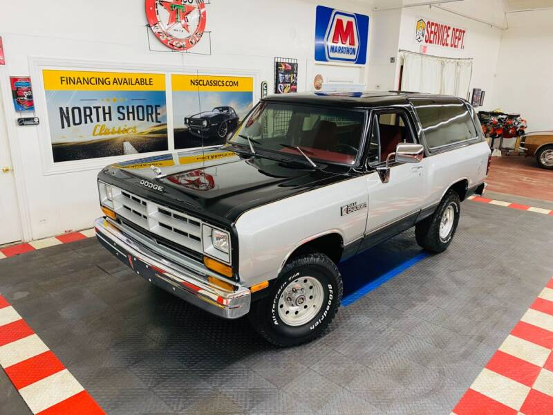 1986 Dodge Ramcharger for sale in Mundelein, IL