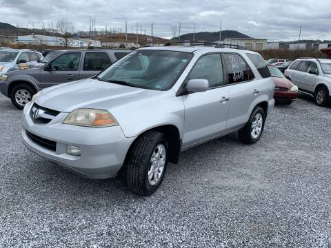 2005 Acura MDX for sale at Bailey's Auto Sales in Cloverdale VA