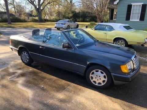1993 Mercedes-Benz 300-Class for sale at Classic Car Deals in Cadillac MI