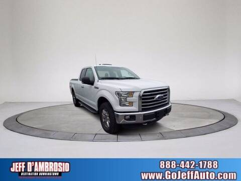 2016 Ford F-150 for sale at Jeff D'Ambrosio Auto Group in Downingtown PA