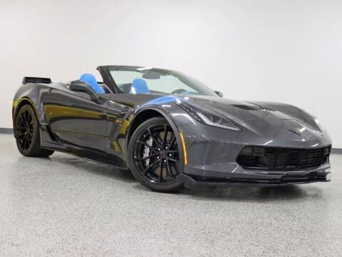 2017 Chevrolet Corvette for sale at Vanderhall of Hickory Hills in Hickory Hills IL