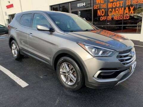 2017 Hyundai Santa Fe Sport for sale at Hi-Lo Auto Sales in Frederick MD