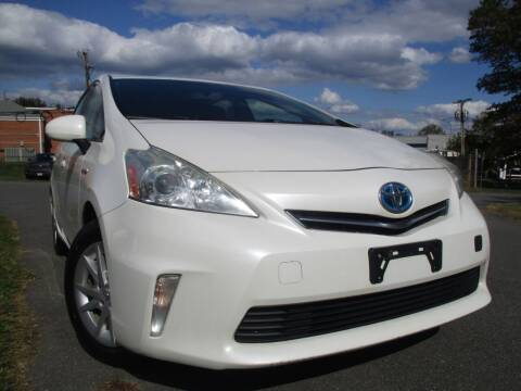 2013 Toyota Prius v for sale at A+ Motors LLC in Leesburg VA