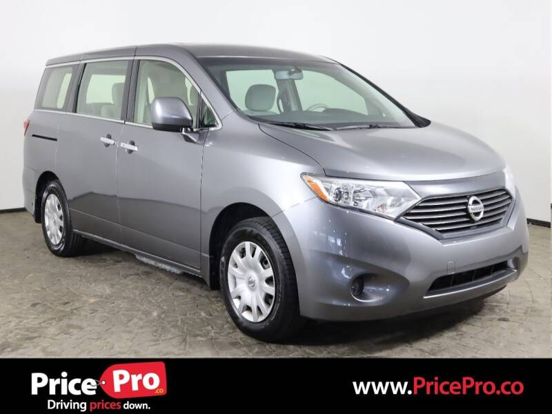 2015 Nissan Quest for sale in Maumee, OH