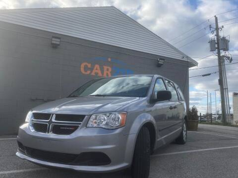 2014 Dodge Grand Caravan for sale at CarZip in Indianapolis IN