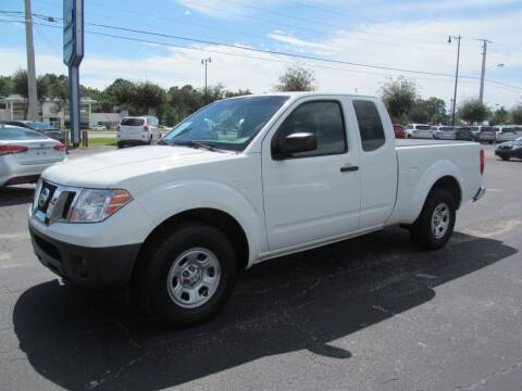 2013 Nissan Frontier for sale at Blue Book Cars in Sanford FL