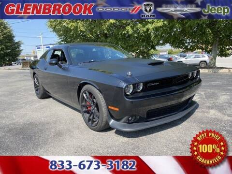 2019 Dodge Challenger for sale at Glenbrook Dodge Chrysler Jeep Ram and Fiat in Fort Wayne IN