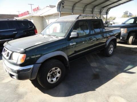 2000 Nissan Frontier for sale at Gridley Auto Wholesale in Gridley CA