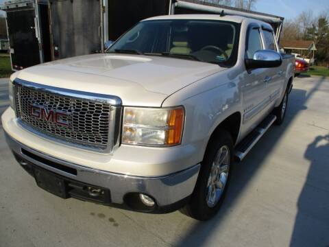 2011 GMC Sierra 1500 for sale at Classics and More LLC in Roseville OH