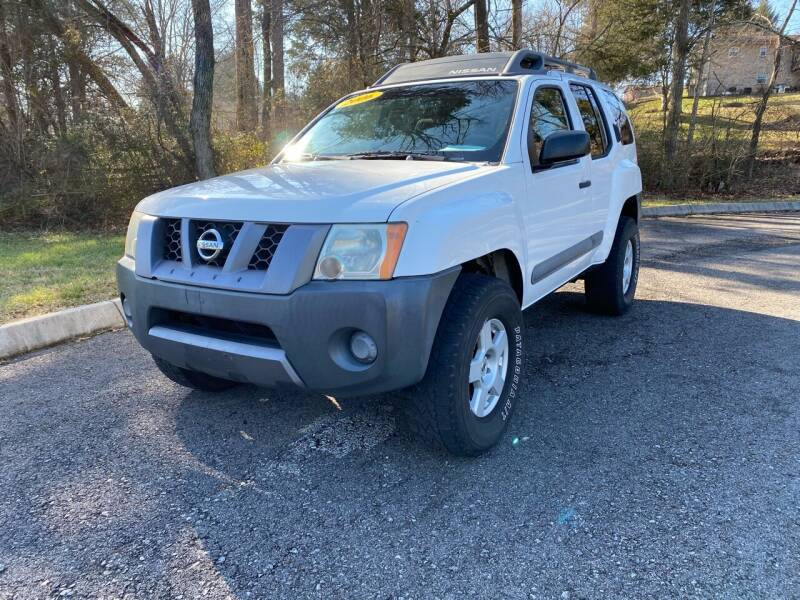 2006 Nissan Xterra for sale at Unique Auto Sales in Knoxville TN