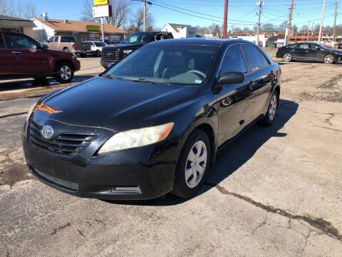 2009 Toyota Camry for sale at Neals Auto Sales in Louisville KY