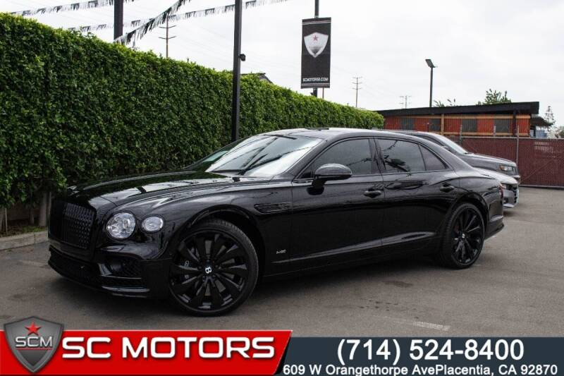 2020 Bentley Flying Spur for sale in Placentia, CA