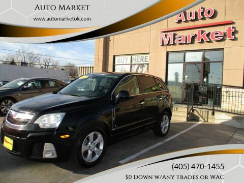 2009 Saturn Vue for sale at Auto Market in Oklahoma City OK