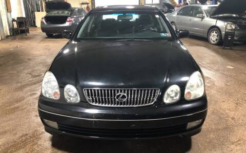 2002 Lexus GS 300 for sale at Six Brothers Auto Sales in Youngstown OH