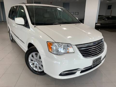 2013 Chrysler Town and Country for sale at Auto Mall of Springfield in Springfield IL