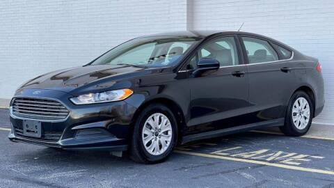 2013 Ford Fusion for sale at Carland Auto Sales INC. in Portsmouth VA
