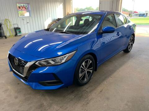 2021 Nissan Sentra for sale at Bennett Motors, Inc. in Mayfield KY