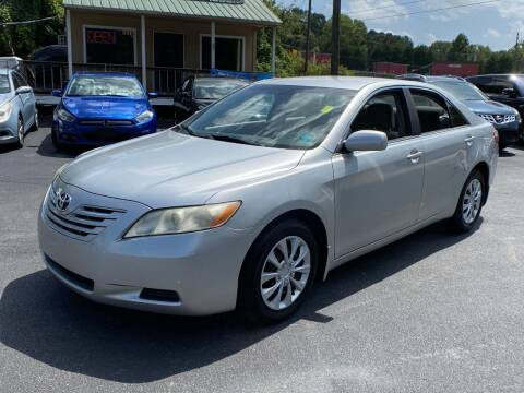 2007 Toyota Camry for sale at Luxury Auto Innovations in Flowery Branch GA