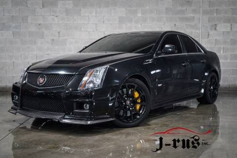 2012 Cadillac CTS-V for sale at J-Rus Inc. in Macomb MI