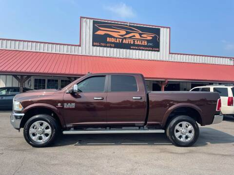 2014 RAM Ram Pickup 2500 for sale at Ridley Auto Sales, Inc. in White Pine TN