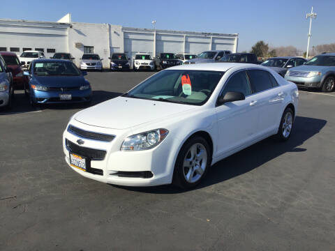 2011 Chevrolet Malibu for sale at My Three Sons Auto Sales in Sacramento CA