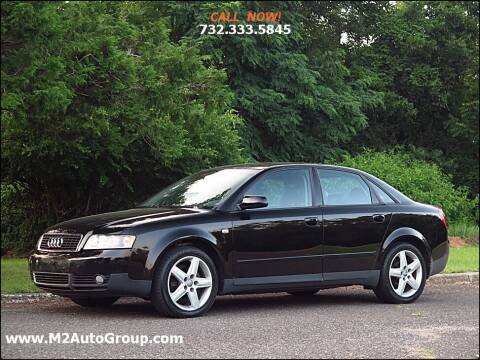 2003 Audi A4 for sale at M2 Auto Group Llc. EAST BRUNSWICK in East Brunswick NJ