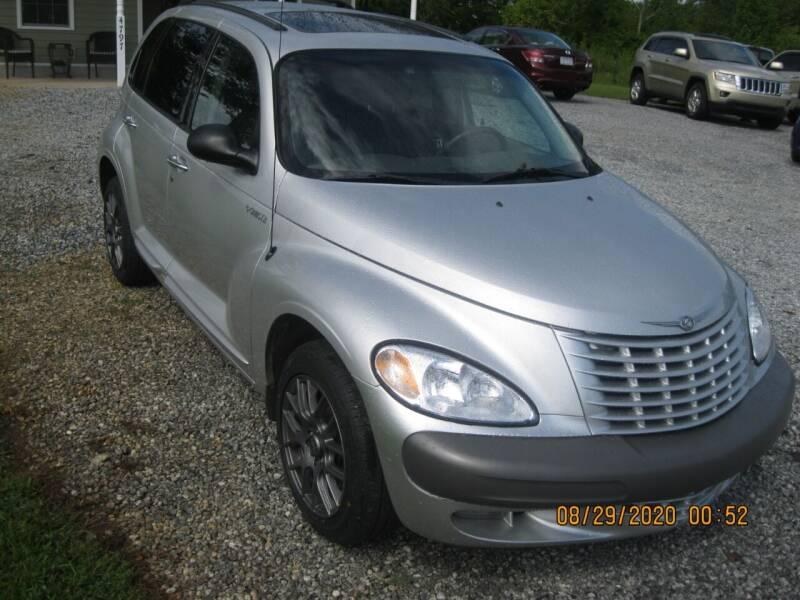 2001 Chrysler PT Cruiser for sale at Judy's Cars in Lenoir NC
