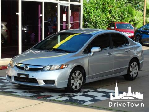 2011 Honda Civic for sale at Drive Town in Houston TX