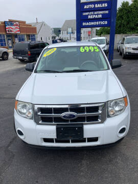 2009 Ford Escape for sale at Ramstroms Service Center in Worcester MA