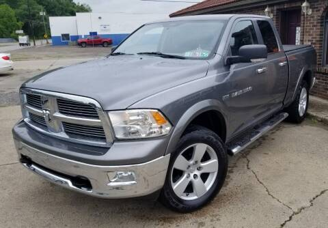 2011 RAM Ram Pickup 1500 for sale at SUPERIOR MOTORSPORT INC. in New Castle PA