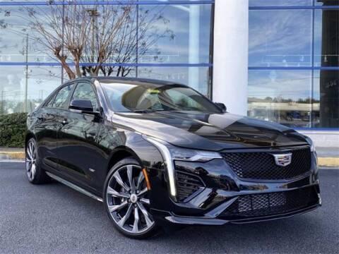 2021 Cadillac CT4 for sale at Capital Cadillac of Atlanta New Cars in Smyrna GA
