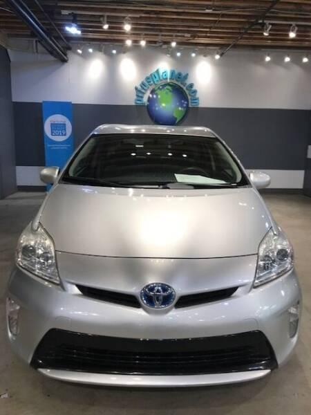 2014 Toyota Prius for sale at PRIUS PLANET in Laguna Hills CA