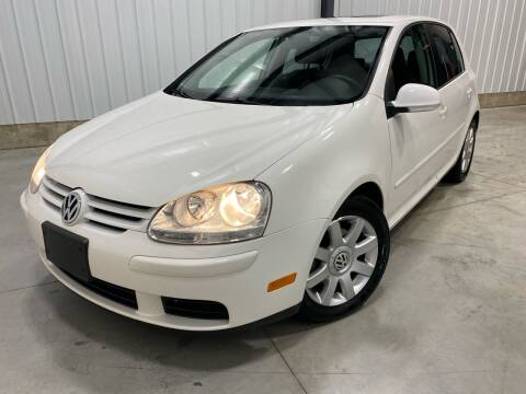 2008 Volkswagen Rabbit for sale at EUROPEAN AUTOHAUS in Holland MI