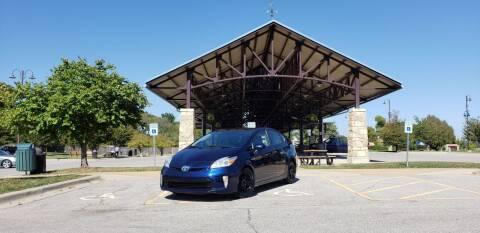 2014 Toyota Prius for sale at D&C Motor Company LLC in Merriam KS