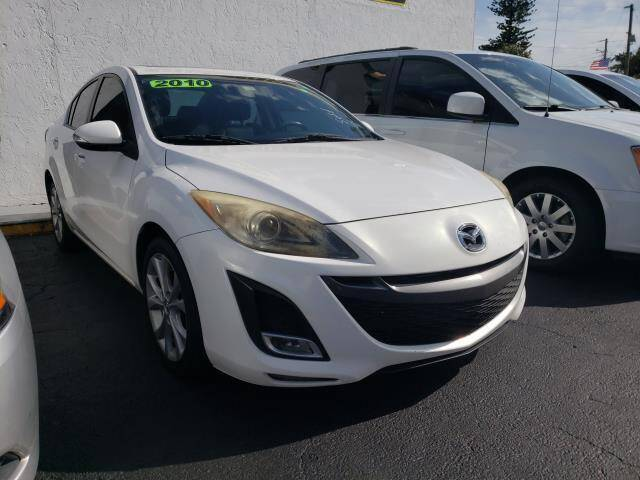 2010 Mazda MAZDA3 for sale at Mike Auto Sales in West Palm Beach FL