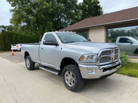 2017 RAM Ram Pickup 2500 for sale at VITALIYS AUTO SALES in Chicopee MA