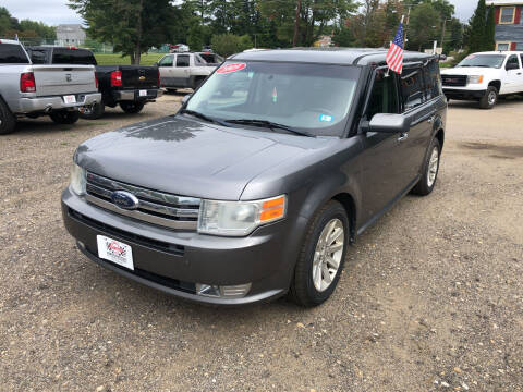 2009 Ford Flex for sale at Winner's Circle Auto Sales in Tilton NH
