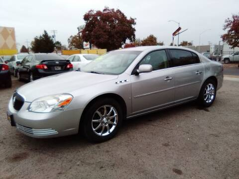 2007 Buick Lucerne for sale at Larry's Auto Sales Inc. in Fresno CA
