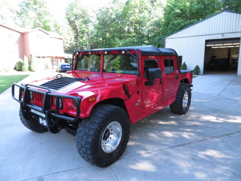 2002 HUMMER H1 for sale at Gibby's Motorsports in Ebensburg PA
