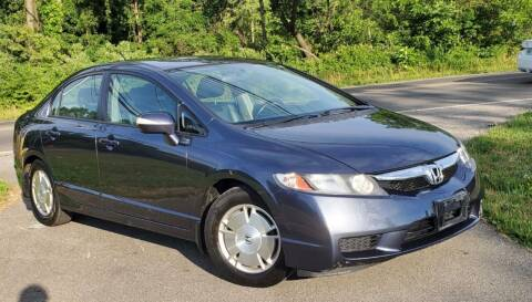 2009 Honda Civic for sale at Nile Auto in Columbus OH