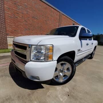 2011 Chevrolet Silverado 1500 for sale at AUTO DIRECT in Houston TX
