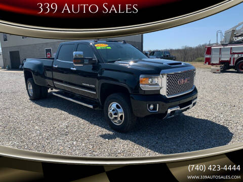 2017 GMC Sierra 3500HD for sale at 339 Auto Sales in Belpre OH