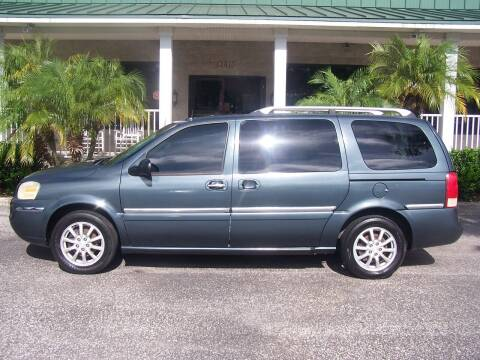 2005 Buick Terraza for sale at Thomas Auto Mart Inc in Dade City FL