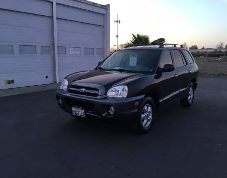 2006 Hyundai Santa Fe for sale at My Three Sons Auto Sales in Sacramento CA