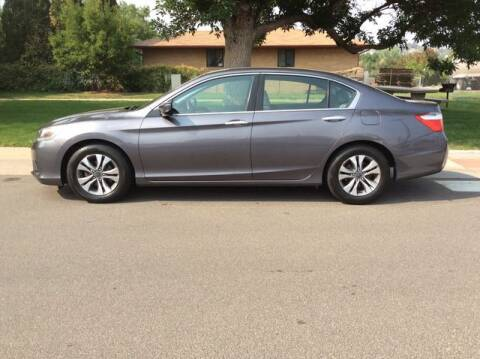 2014 Honda Accord for sale at Auto Brokers in Sheridan CO