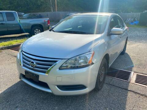 2014 Nissan Sentra for sale at AMA Auto Sales LLC in Ringwood NJ