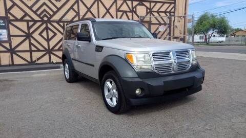 2007 Dodge Nitro for sale at Used Car Showcase in Phoenix AZ